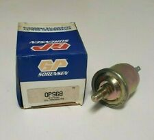 GP Sorensen Engine Oil Pressure Switch OPS68 8135 NOS SHIPS FREE