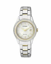 Stainless Steel Band 12-Hour Dial Casual Wristwatches