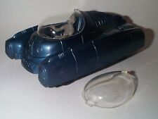 MARX 1950's TOM CORBETT PLAYSET SPACE CAR CANOPY WINDSHIELD PIECE ONLY REBORN !