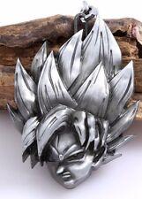 Key Ring Pendant Fashion Cosplay Keyrings DragonBall Z Son Goku Metal Key Chain