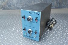 Neat 202 New England Affiliated Tech 2-Axis Translator Model # 202H