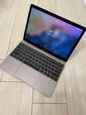 Apple MacBook 12 inch Laptop 8 GB RAM / 250 GB HD (A1534 2015)