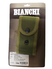 Bianchi M1025 Military Double Magazine Pouch Olive Drab, Size 02 14545