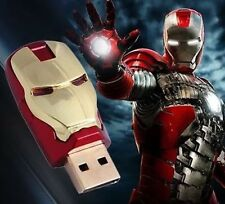 Marvel Avengers 5 Pack 8GB USB Flash Drive - Oz Seller.