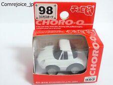 Choro Q TAKARA STD-98 MAZDA COSMO SPORTS White STANDARD No.98 NEW F/S