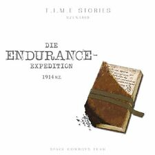 T.I.M.E STORIES / TIME STORIES - DIE ENDURANCE-EXPEDITION - Spiel - OVP