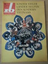 ZEIT IM BILD 15/1968 Vietnam DDR Verfassung Friedrichstadt-Palast Kuweit