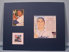 Brooklyn Dodger great Gil Hodges & the stamp issued to honor the Subway Series