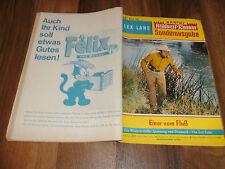 Bastei Wildwest Sonderausgabe  # 103 -- EINER vom FLUß (Lex Lane) vom 1.10.1963