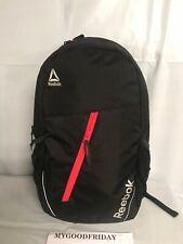 "Reebok Topaz 19.5""x13""x6 Black Backpack"