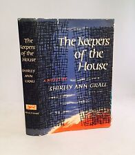The Keepers of the House-Shirley Ann Grau-First Edition!!-1st/2nd/3rd Printings