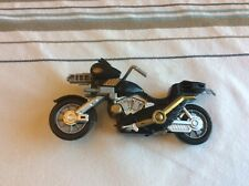 1998 Bandai Power Rangers Black Astro Cycle Bike Lost Galaxy Motorcycle