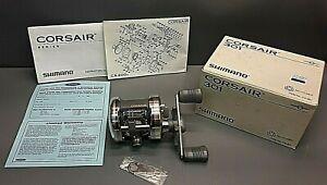 Shimano Corsair 301  CS-301 Reel  LEFT HAND    NEW