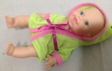 "Baby Doll 8"". Original Outfit No Hairvblue Eyes  Sd4"