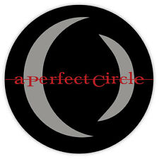 "A Perfect Circle sticker decal 4"" x 4"""