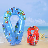 1Pc Swimming Ring U Shape Inflatable Floating Swim Rings For Children Adult LY