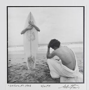 ARTHUR TRESS (* 1940) Surfers, Ft. Lauderdale, Florida 1978