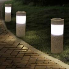 LED White Light  Garden Landscape Yard