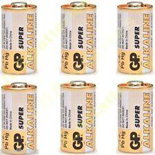 6 x GP 4LR44 Batteries 6V PX28A 28A A544 476A V4034PX