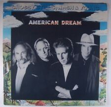 CROSBY, STILLS, NASH & YOUNG American Dream LP SEALED ATLANTIC Rare Club Edition