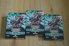 Yu-Gi-Oh! Order of the Spellcasters 3 x Structure Deck German 1st Edition