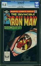 IRON MAN #149 CGC 9.8 Doctor Doom cover!