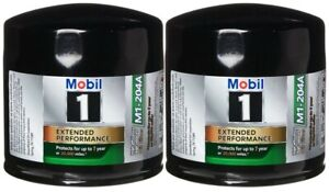 Mobil 1 (M1-204A) Extended Performance Oil Filter (Pack of 2)