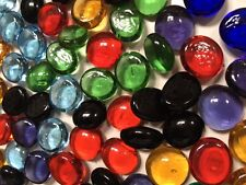 Mixed Glass Gems, Mosaic Tiles, Nuggets, Pebbles (Small Size 1Lb)