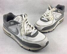 Nike Air Max Wright Running Shoe 317551-119 White Gray Mens 10