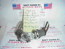 1966 & 67 Chevy, Buick, Olds, Pontiac, NOS  Door lock set W/ pawls & GM keys