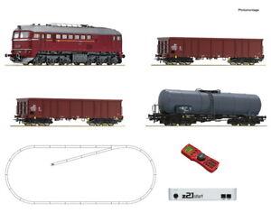 ROCO 51331 Startset z21 Taiga Drum + Freight Train Dr Epoch IV Digital New Rare
