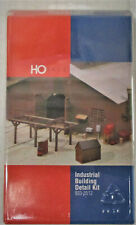 Walthers 933-3512 Industrial Building Detail Resin Kit HO Scale 1/87