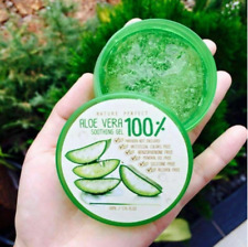 50ml. Nature perfect Aloe Vera 100% Soothing Gel Reduces scars, dark spots