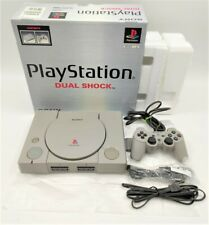 Sony PlayStation PS1 DualShock Console NTSC-J Japanese BOXED TESTED
