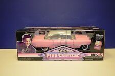 Elvis Presley 1955 Pink Cadillac Die-Cast Model 1/18 Scale
