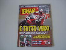 MOTOSPRINT 28/1995 PIAGGIO SFERA 125 4T/50 2T/PEUGEOT ELECTRIC/CROSS BIELSTEIN