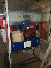 75 Ton Used Dake Sliding Ram Electrichydraulic H Frame Press With Guards