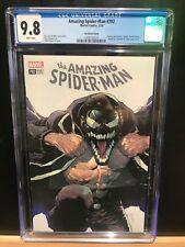 MARVEL AMAZING SPIDER-MAN #792 CGC 9.8 YU VARIANT FIRST APPEARANCE MANIAC! KEY!