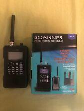 WHISTLER TRX1 Handheld,Digital Scanner