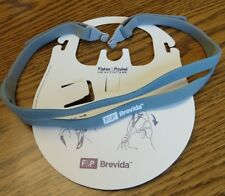 NEW Fisher & Paykel Brevida Adjustable Headgear With Clips One Size Fits Most