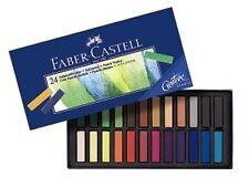 Faber-Castell Softpastellkreide 24er Mini Set - Creative Studio