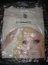 MAC Cosmetics Viva Glam GAGA Staff Promo Lady Tee T Shirt Sz 1 NIP Authentic 💋
