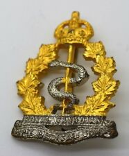 Vintage 1953-1973 Royal Canadian Army Medical Corps Pin