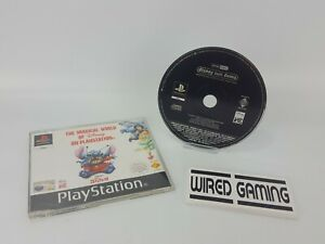 The Magical World Of Disney Demo - PS1 (Sony Playstation 1) (PAL) Sun Demo Disc