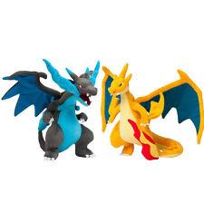 "2pcs New Pokemon Mega Evolution X&Y Charizard Plush Figure Toy 10"""