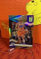 2019-20 Donruss Elite Chris Paul Gold 7/10 SSP #43 NBA Panini CP3 Thunder