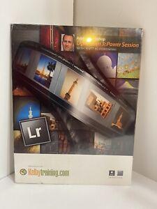 Adobe Photoshop Lightroom 3: Power Session with Matt Kloskowski DVD-Rom NEW -z7