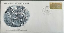 1979 World Wildlife Fund FDC from South Africa