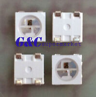 WS2812 Superbright 5050 RGB LEDs PLCC With WS2811 IC Built-In, Addressable Color