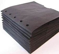 BLACK 6X6 SEWN  paper bag scrapbook albums  album  20 books